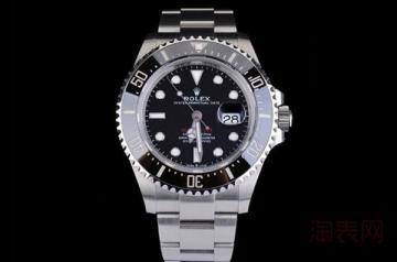 劳力士九万的二手手表回收可以卖多少钱