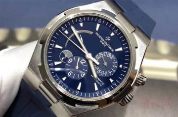 江诗丹顿男士手表回收能有几折
