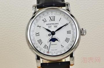万宝龙旧手表拿去回收还值多少钱