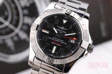 百年灵手表回收价格一般几折