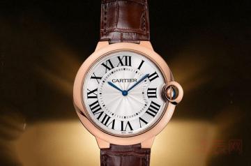 卖卡地亚手表去哪里卖更为划算