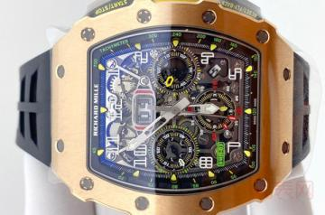 回收里查德米尔手表价格表现如何