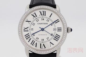 卡地亚手表哪里回收价格高