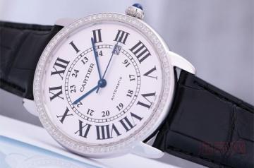 二手卡地亚手表哪里高价回收