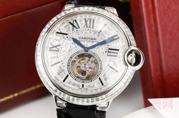 5万块钱的卡地亚手表回收价上涨了