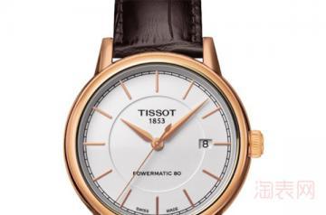 普通两三千的手表不能回收吗