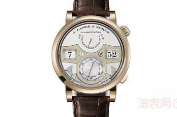 朗格手表回收报价在哪查询