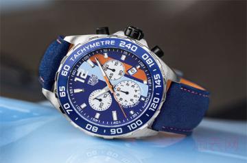 泰格豪雅手表回收店如何回收二手表
