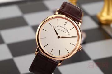 二手朗格手表哪里回收