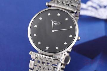 11年买的浪琴手表回收可以卖多少钱