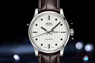 美度二手表回收价格是原价的几折
