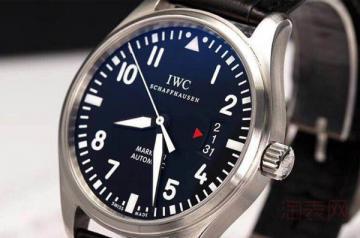 万国的手表有回收么 回收方式有哪些