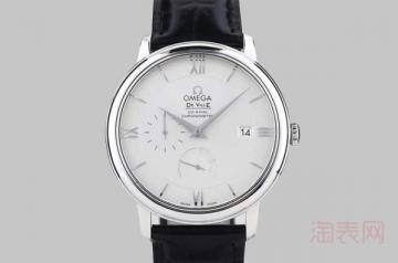 欧米茄手表回收一般几折较为常见