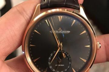 积家旧手表回收多少钱 回收折扣高吗