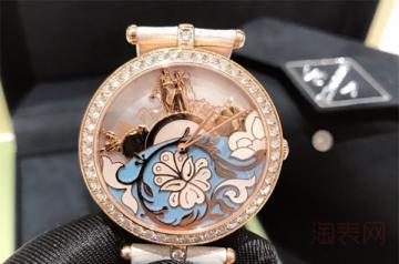 梵克雅宝手表二手回收要注意什么