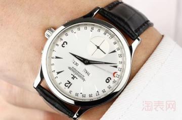 积家二手表回收价格一般是几折