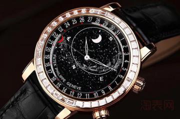 百达翡丽手表高价回收有可能吗
