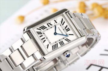 cartier手表回收价格一般能有多少