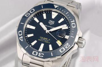 回收二手泰格豪雅手表可以卖多少钱