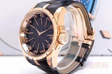罗杰杜彼旧手表回收能卖到什么价格