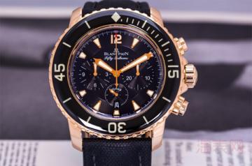 宝珀手表可以回收吗 能卖多少钱