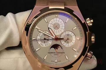 江诗丹顿二手手表回收市场情况怎么样