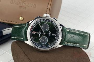 二手百年灵手表回收估价只看自身情况如何