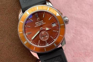 百年灵手表回收公司该这样挑选 万事无忧