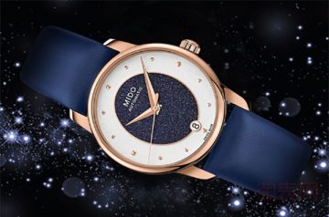美度手表能回收多少钱