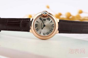 卡地亚5成新手表回收价格高吗