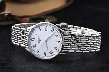 哪里的浪琴二手手表回收价格高