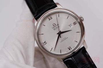 五万欧米茄手表回收多少钱