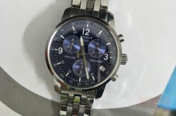 天梭t461手表的回收价格是多少