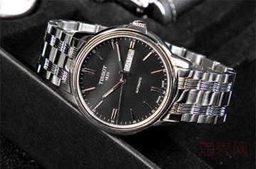 天梭杜鲁尔手表回收价格好不好