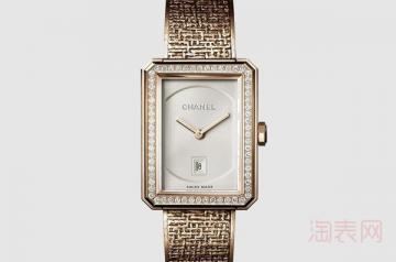哪里香奈儿手表回收安全性较高