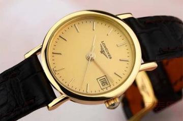浪琴手表回收还值钱吗