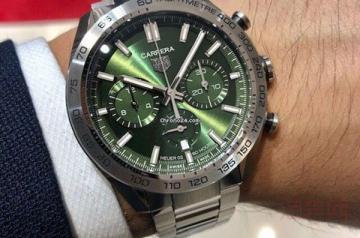 泰格豪雅rs2手表回收价格处于什么水平