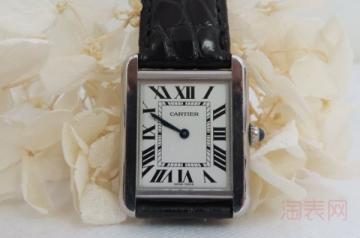 二手卡地亚手表回收价格是多少 有原价的八折吗