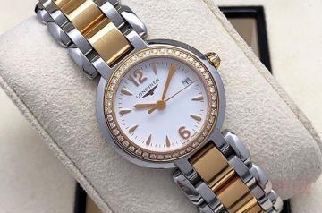 入手三年的浪琴心月手表回收能卖多少钱