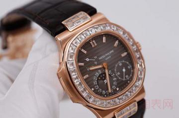 卖二手百达翡丽手表可以选择这里
