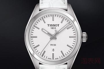 天梭1853二手手表回收价格是多少