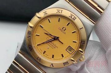 九成新的欧米茄手表在哪里回收好