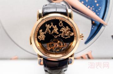 目前二手手表回收价格怎么样