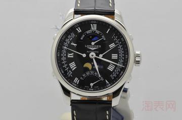 浪琴手表旗舰店回收品牌手表吗