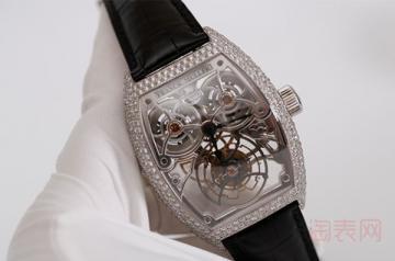 法穆兰手表回收价格有多少