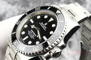 劳力士水鬼手表回收多少钱