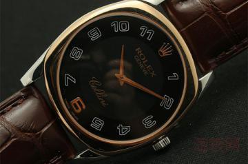 皮表带的劳力士手表回收行情怎么样