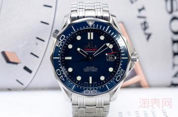 三万五的欧米茄手表回收能卖多少钱