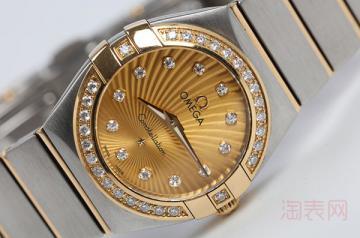 欧米茄二手手表价格 回收后还能高价吗
