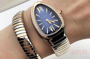 宝格丽手表回收值钱吗 回收价格是多少